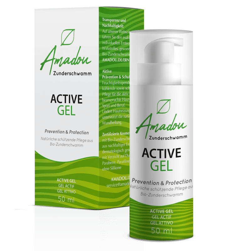 Amadou Active Gel